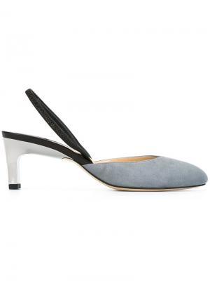 Туфли Celestine Paul Andrew. Цвет: серый