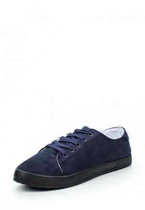 Кеды Sweet Shoes. Цвет: синий