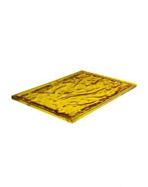 Поднос KARTELL. Цвет: желтый