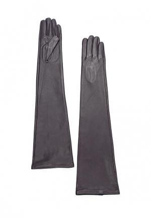 Перчатки MAISONQUE. Цвет: бордовый