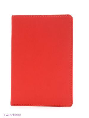 Premium collection. Красный ЕЖЕДНЕВНИКИ ИСКУССТВ.КОЖА Канц-Эксмо. Цвет: красный