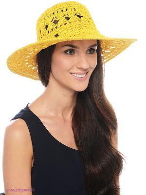 Шляпа SEEBERGER. Цвет: желтый