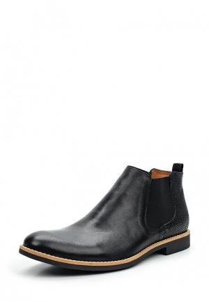 Ботинки Conhpol. Цвет: черный