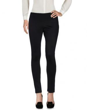 Повседневные брюки MAESTA. Цвет: черный
