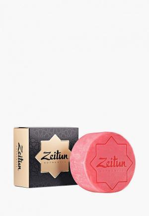 Мыло для лица Zeitun. Цвет: розовый