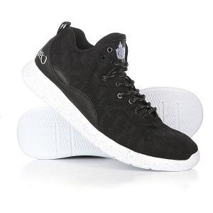 Кроссовки  Rs 93 Black/White K1X. Цвет: черный