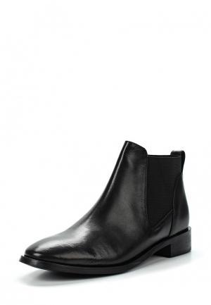 Ботинки Topshop. Цвет: черный