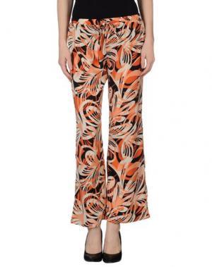 Повседневные брюки HOPE 1967. Цвет: оранжевый