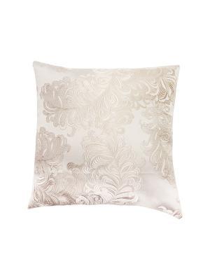 Декоративная подушка KONONO. Цвет: бежевый