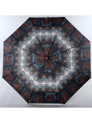 Зонт Trust. Цвет: черный, белый, красный