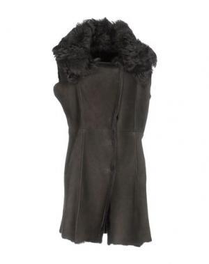 Куртка VINTAGE DE LUXE. Цвет: свинцово-серый