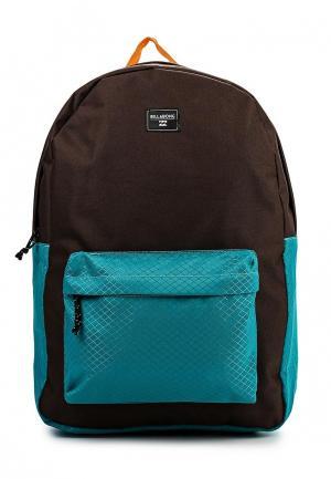 Рюкзак Billabong. Цвет: коричневый