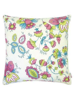 Чехол для декоративной подушки Prima Vera Altali. Цвет: голубой