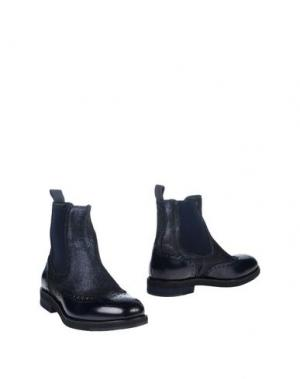 Полусапоги и высокие ботинки WEXFORD. Цвет: темно-синий