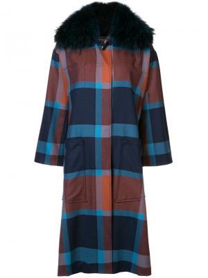 Camille coat Tanya Taylor. Цвет: красный