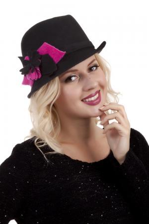 Шляпа Wegener. Цвет: розовый