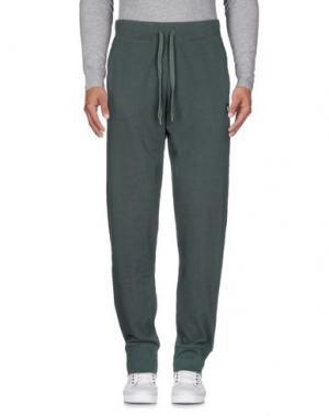 Повседневные брюки CONVERSE CONS. Цвет: зеленый-милитари