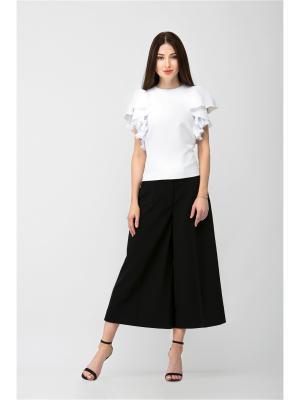Блузка NAVY. Цвет: белый