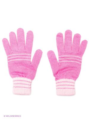 Перчатки R&I. Цвет: малиновый