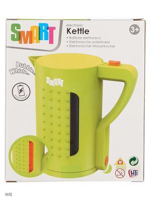 Чайник Smart HTI. Цвет: светло-зеленый, салатовый