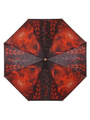 Зонт Secrets DAIS. Цвет: черный, красный