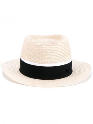 Шляпа Andre Maison Michel. Цвет: телесный