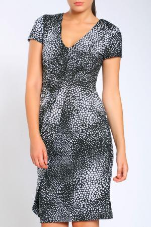 Платье Emma Monti. Цвет: black and white