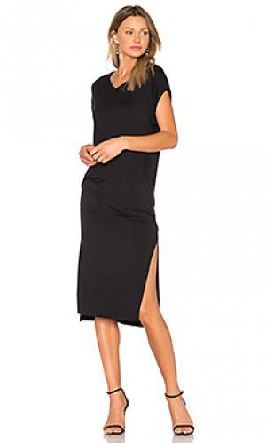 Платье favia sen. Цвет: черный