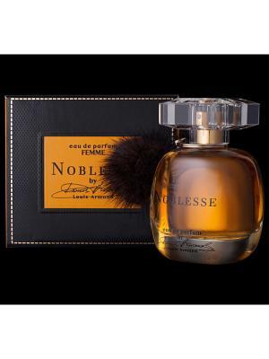 Парфюмерная вода Nobless, 100 ml MagRuss. Цвет: черный, оранжевый