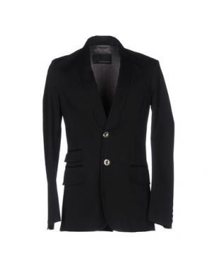 Пиджак ANDREW MACKENZIE. Цвет: черный
