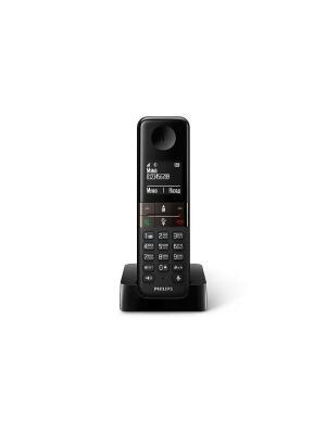 Телефоны стационарные D4501B/51 Philips. Цвет: черный
