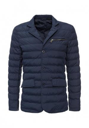 Куртка утепленная Tony Backer. Цвет: синий