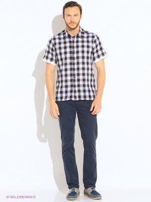 Рубашка KARFLORENS. Цвет: черный