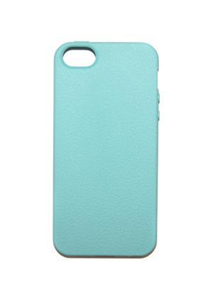 Чехол для iPhone 5/5s Lola. Цвет: бирюзовый