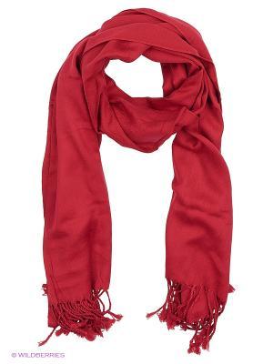 Палантин Stilla s.r.l.. Цвет: бордовый