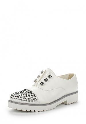 Ботинки Gioiosita. Цвет: белый