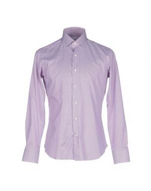 Pубашка MASTAI FERRETTI. Цвет: фиолетовый