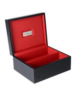 Шкатулка для украшений PINEL &. Цвет: черный