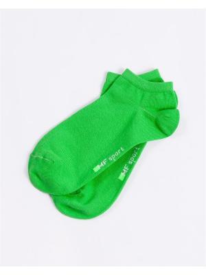 Носки Mark Formelle. Цвет: зеленый