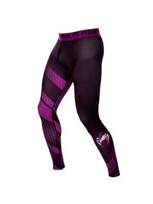 Тайтсы Venum Rapid Black/Purple. Цвет: фиолетовый, черный