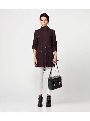Куртка PRIO. Цвет: фиолетовый
