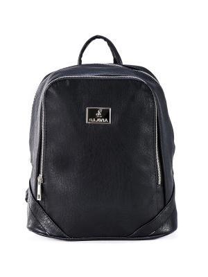 Рюкзак S.LAVIA. Цвет: черный