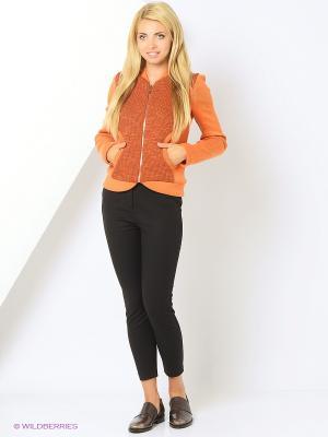 Куртка Xarizmas. Цвет: оранжевый
