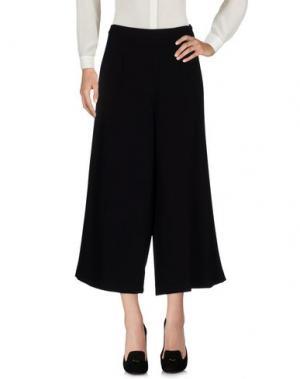 Повседневные брюки 19.63. Цвет: черный