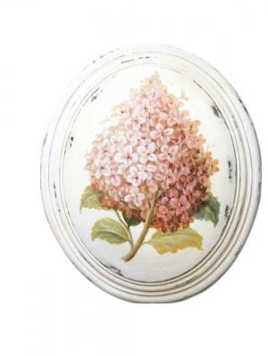 Картина - репродукция Розовая сирень Magic Home. Цвет: белый