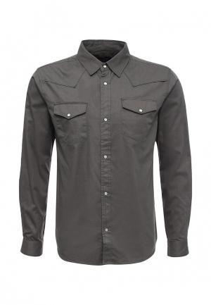 Рубашка d-Struct. Цвет: серый