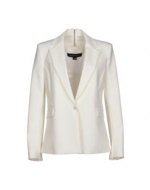 Пиджак THEYSKENS' THEORY. Цвет: белый