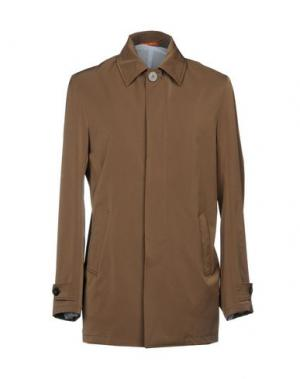 Легкое пальто MAESTRAMI. Цвет: какао