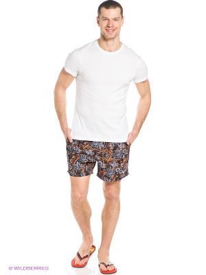 Шорты Flow Hawaiian Mens Shorts Nike. Цвет: черный, оранжевый, серый