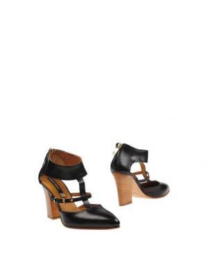 Ботинки ALBERTO FERMANI. Цвет: черный